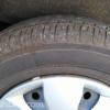 車のタイヤがパンクしてしまった時の対処方法